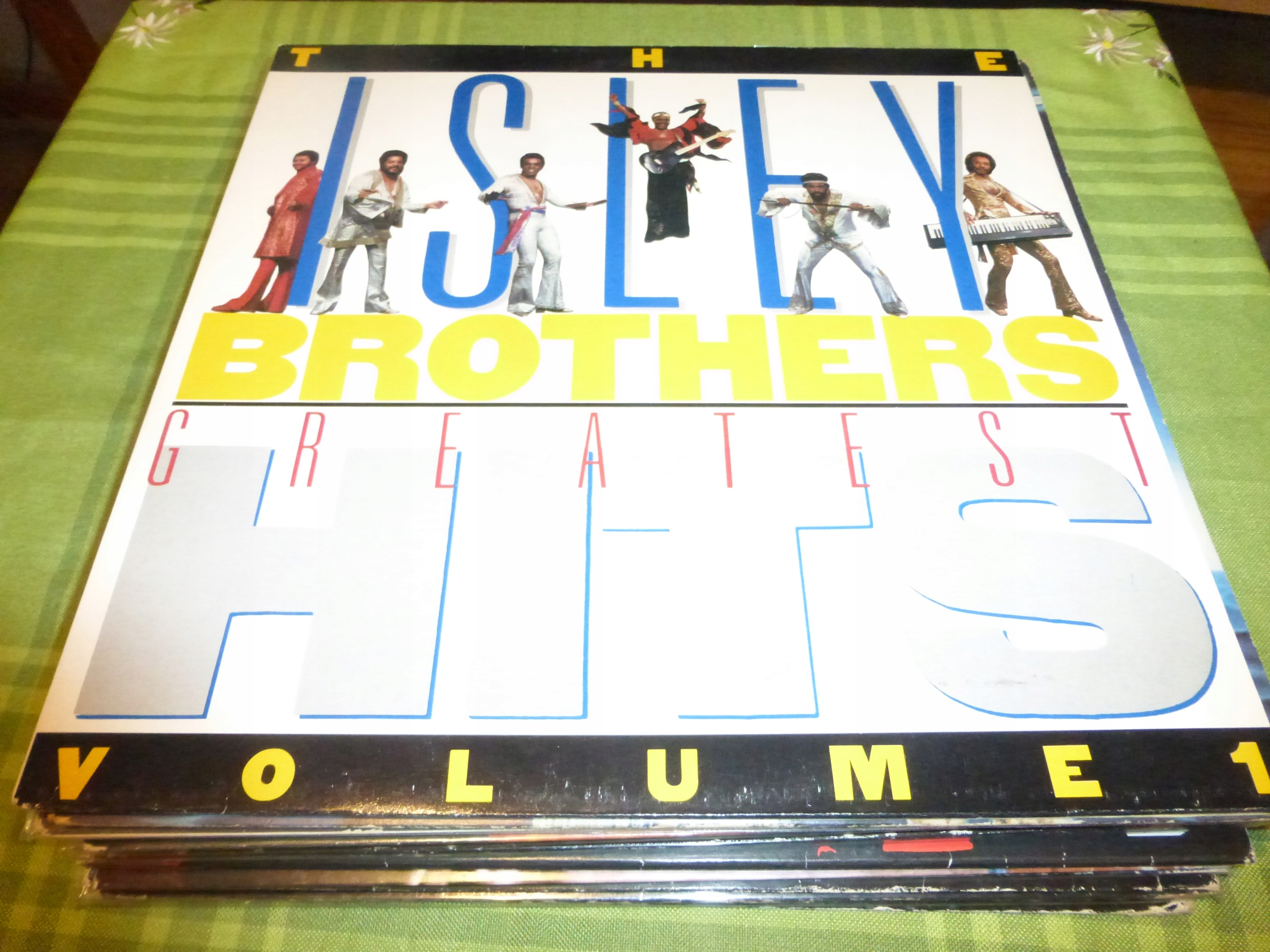 The Isley Brothers Greatest Hits vol 1 NM
