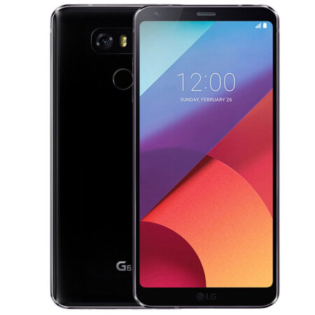 LG G6 Czarny 64GB/4GB RAM 4G/LTE DualSIM