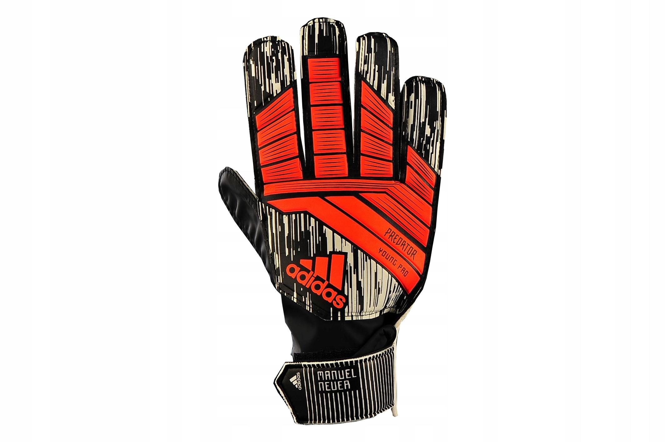 Rękawice bramkarskie Adidas Predator YP Neuer 6