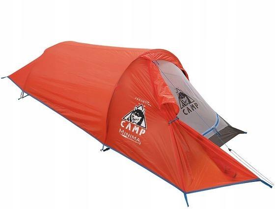 Namiot MINIMA CAMP - jednoosobowy 960g UŻYWANY