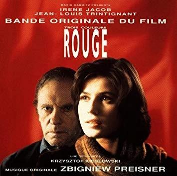 ZBIGNIEW PREISNER ROUGE, FRANCE1994, NOWA, IDEALNA