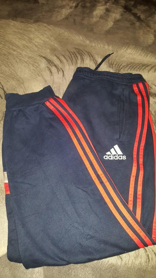 Spodnie dresowe ADIDAS roz. L / XL