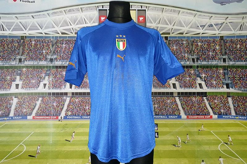 ITALIA /FIGC/ KOSZULKA PUMA 2004/2006 HOME XL