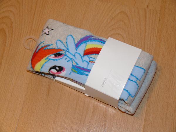 H&M Pony 122-128 6-8 lat NOWE