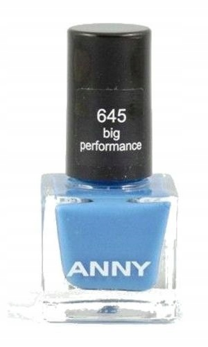 ANNY LAKIER DO PAZNOKCI 645 BIG PERFORMANCE 6ml