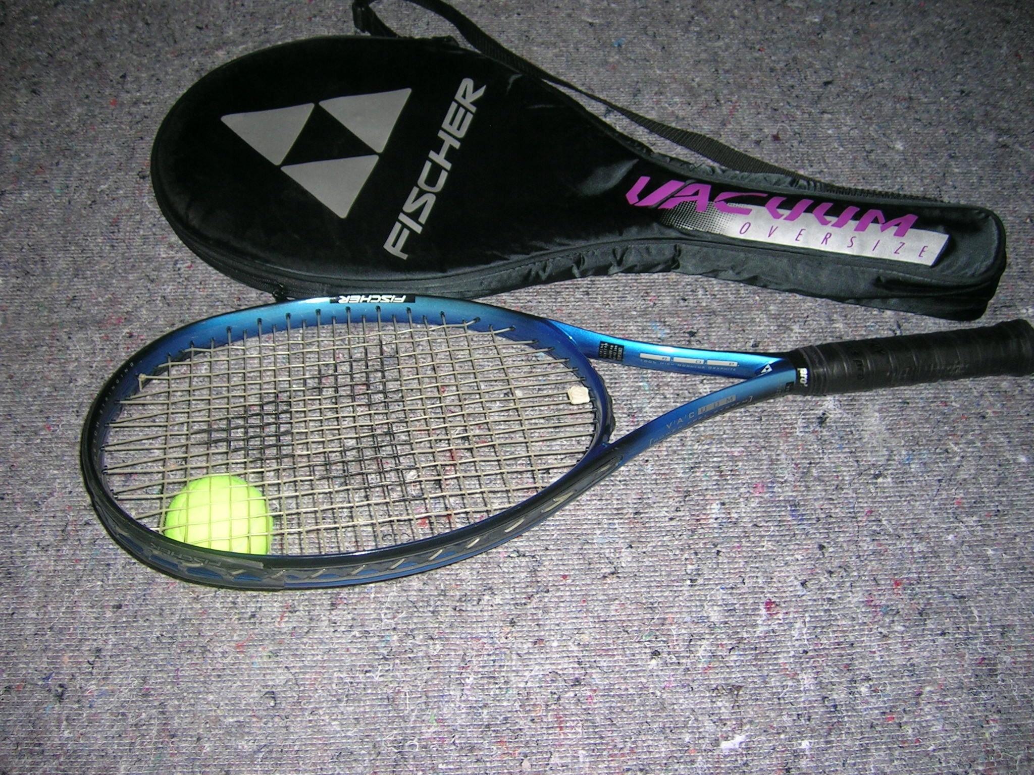 Rakieta tenisowa FISCHER VACUUM IMPACT
