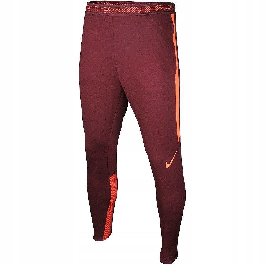 Spodnie Nike M NK Dry Strike Pant CZERWONY; M