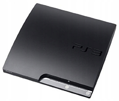 PlayStation 3 Slim PS3 *brak padów*