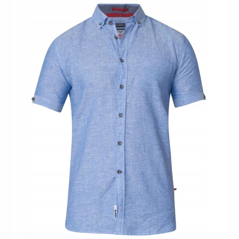 Koszula Duke Eric (niebieska) 3XL