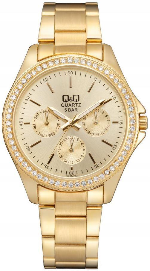 Damski zegarek Q&Q CE01-000
