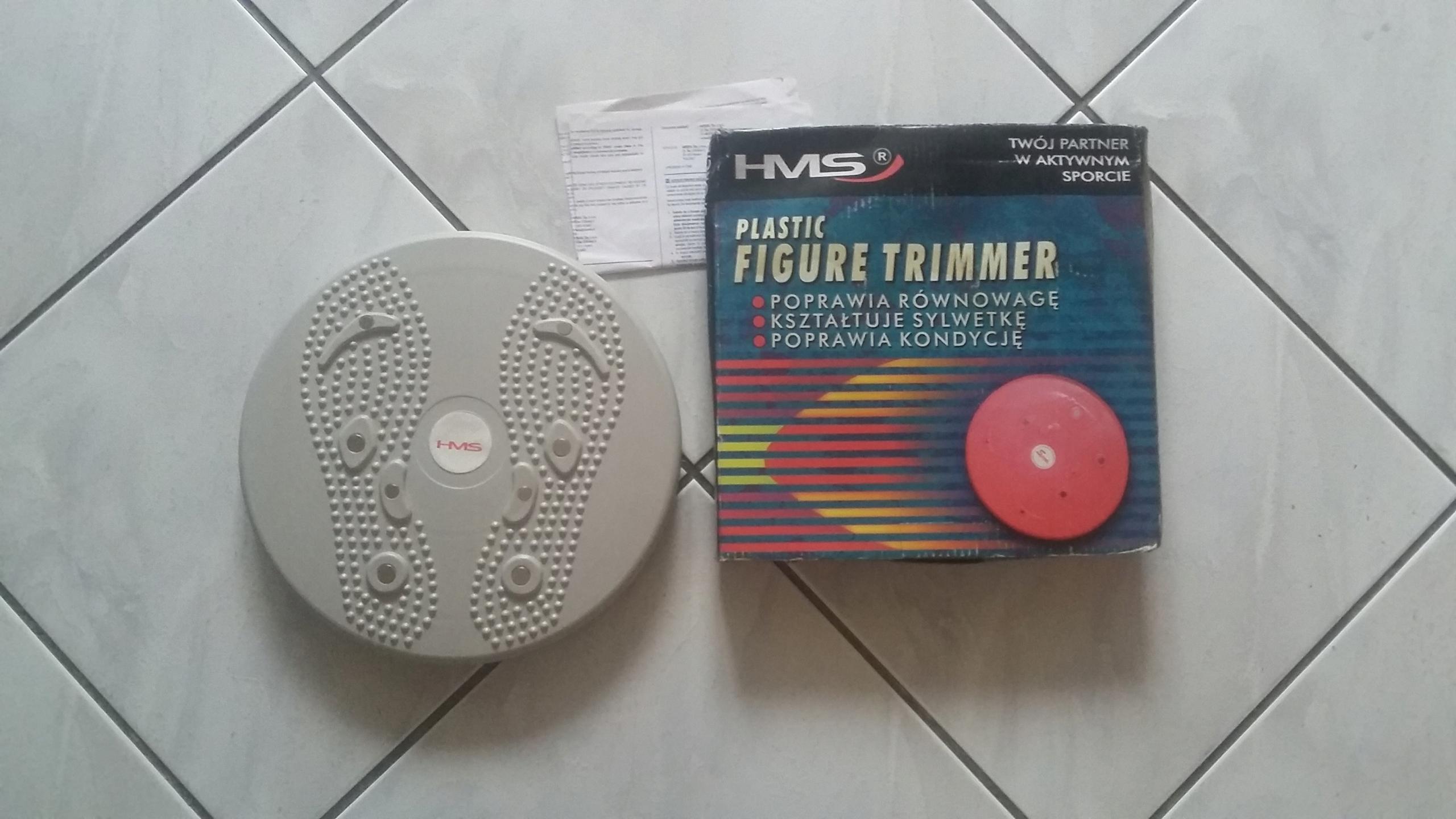 HMS Plastic Figure Timmer twój partner w sporcie