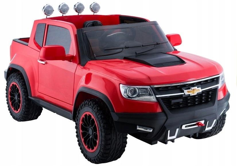 Auto na Akumulator Jeep Off Road ABL-1602 skóra ln