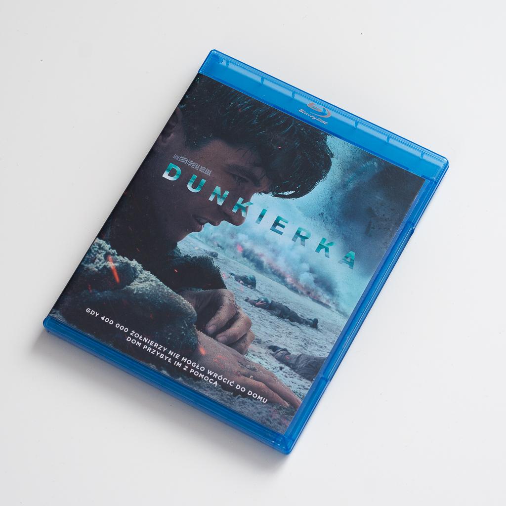 Dunkierka (2x Blu-ray PL)