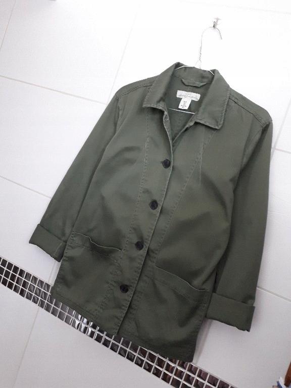 H&M Logg Kurtka khaki 36