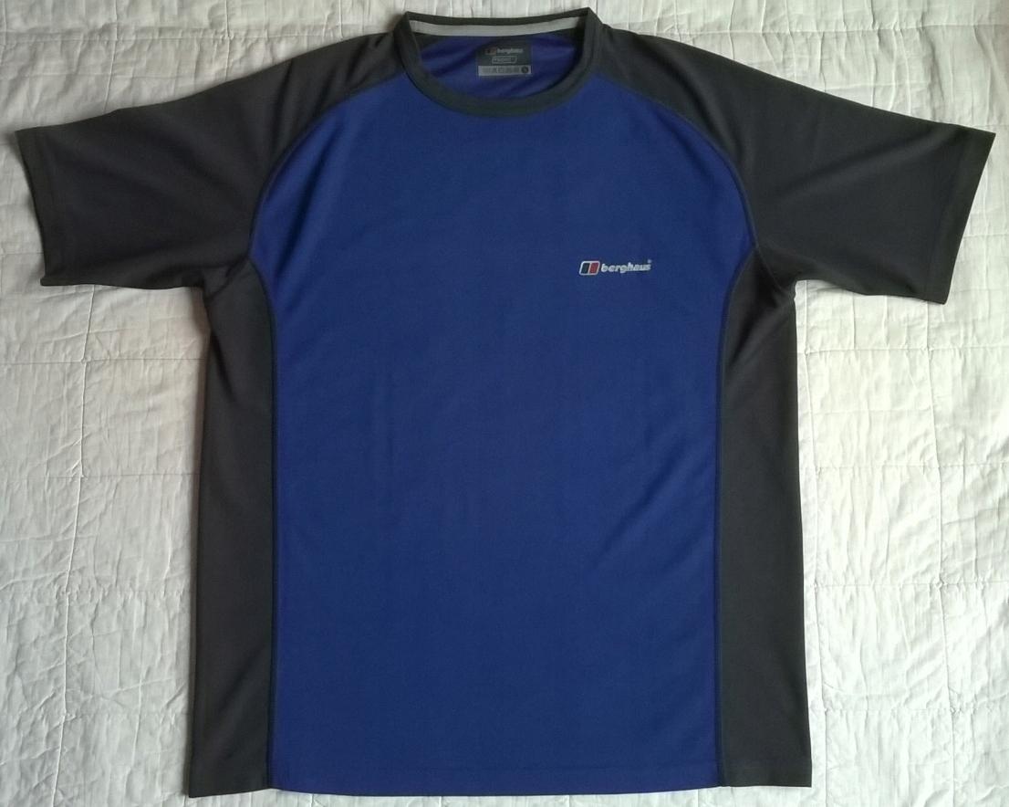 Koszulka BERGHAUS TECH-T rozmiar S szer. 2x 51 cm
