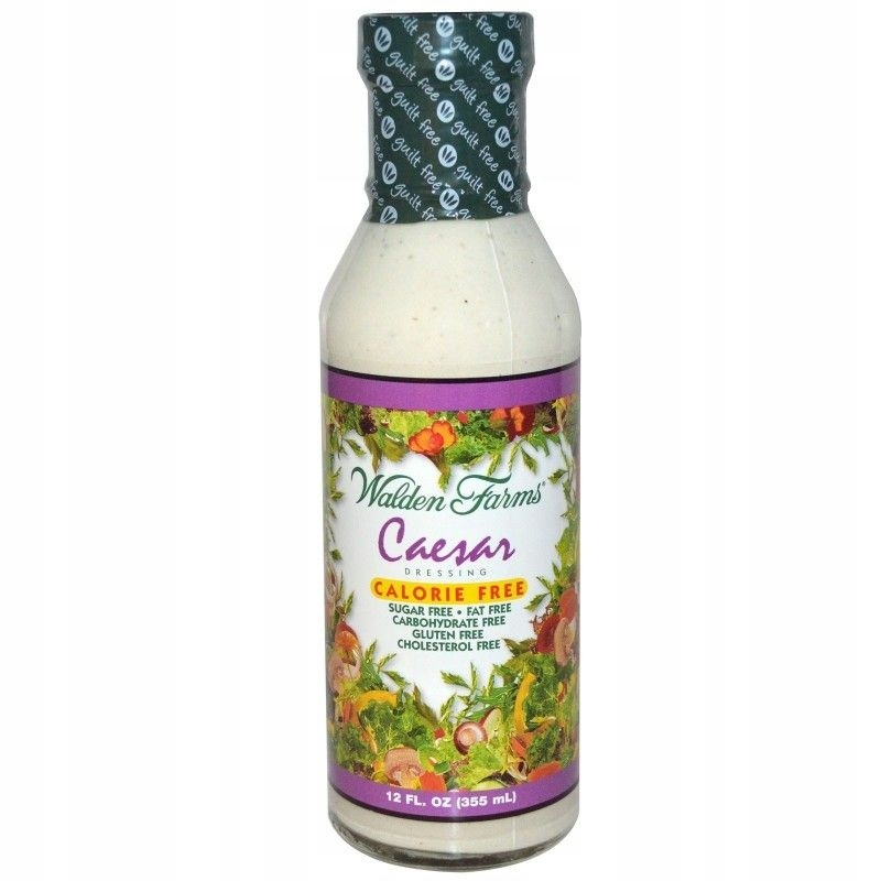 Walden Farms Salad Dressing Caesar 355ml