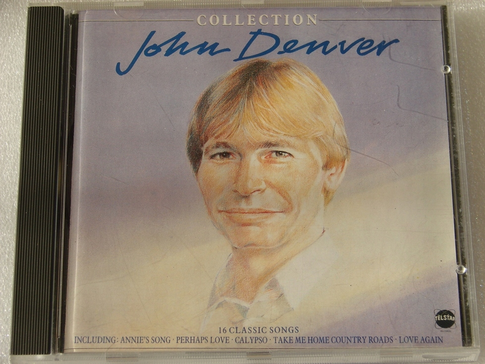 John Denver - Collection CD 1985 UK BDB