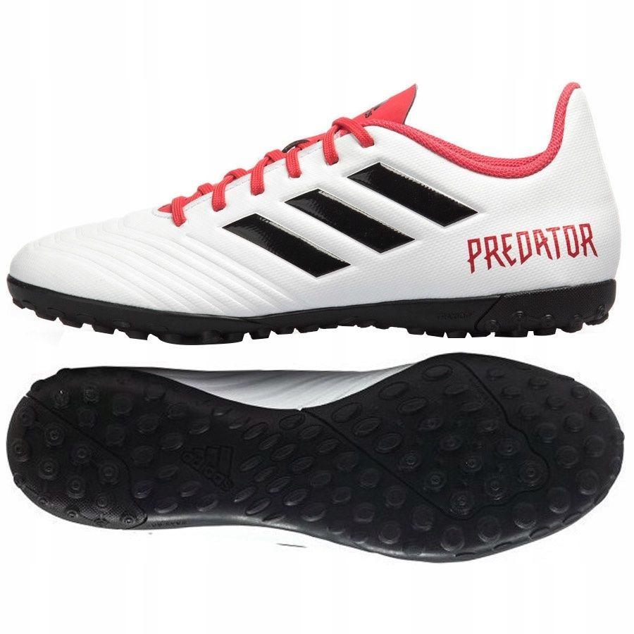Buty adidas Predator Tango 18.4 TF CP9932 46 biały
