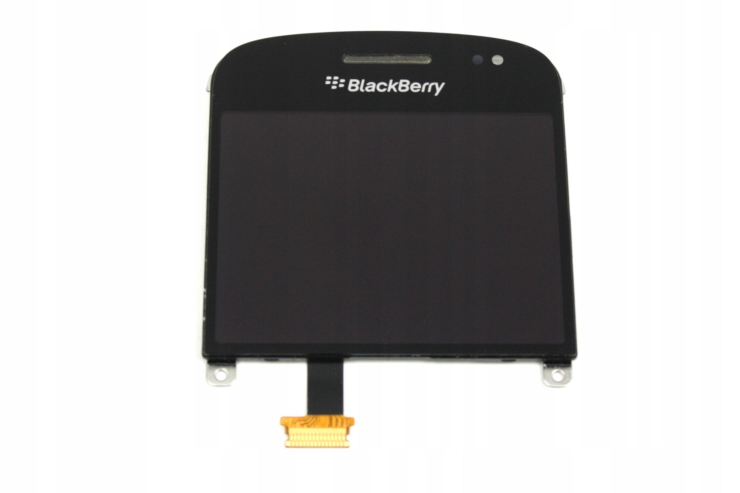 DIGITIZER LCD SZYBKA DOTYK BLACKBERRY 9900 BOLD