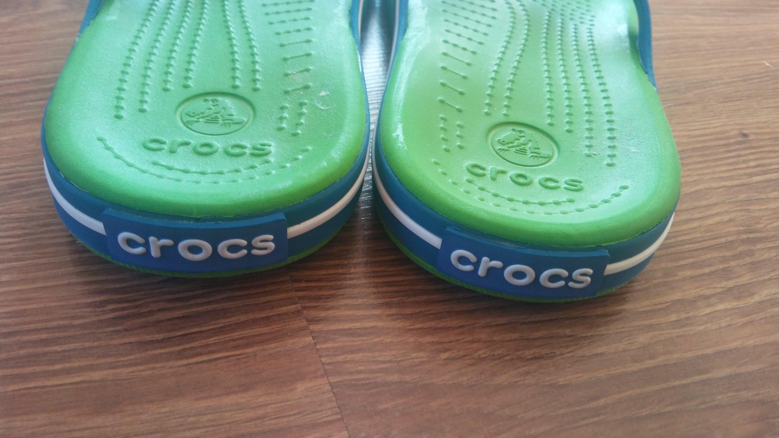 klapki crocs,21,5cm