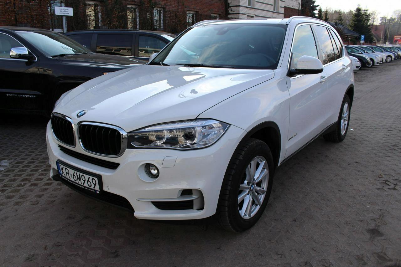 BMW X5 2.5d 218KM XDRIVE 4X4