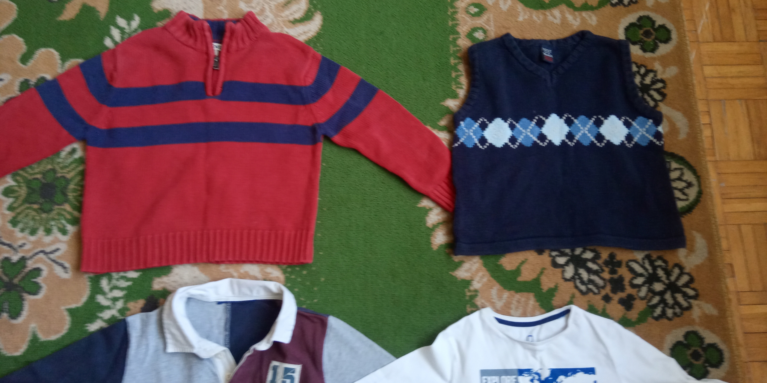 Cherokee zestaw 4 ubrań r. 110 chłopak 4-5 lat