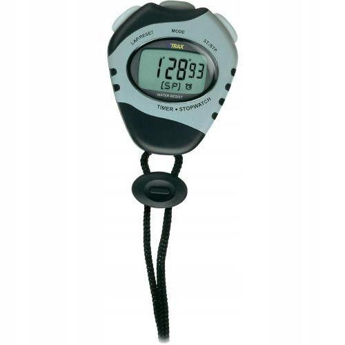 Stoper TFA HiTrax Go, zegar, alarm, timer, data