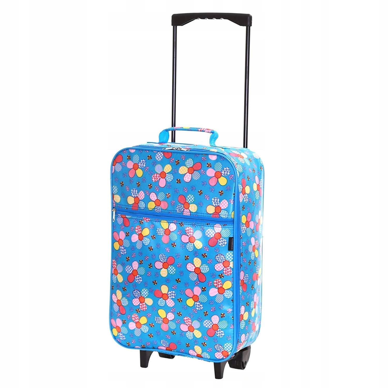 TORBA LOTNICZA lekki bagaż podręczny