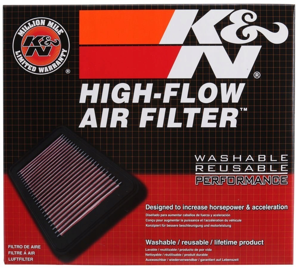 K/&N Air Filter Land Rover Defender 33-2992
