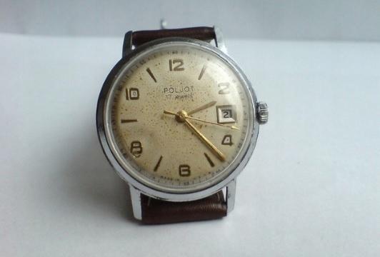 Zegarek Poljot mechaniczny 17 jewels