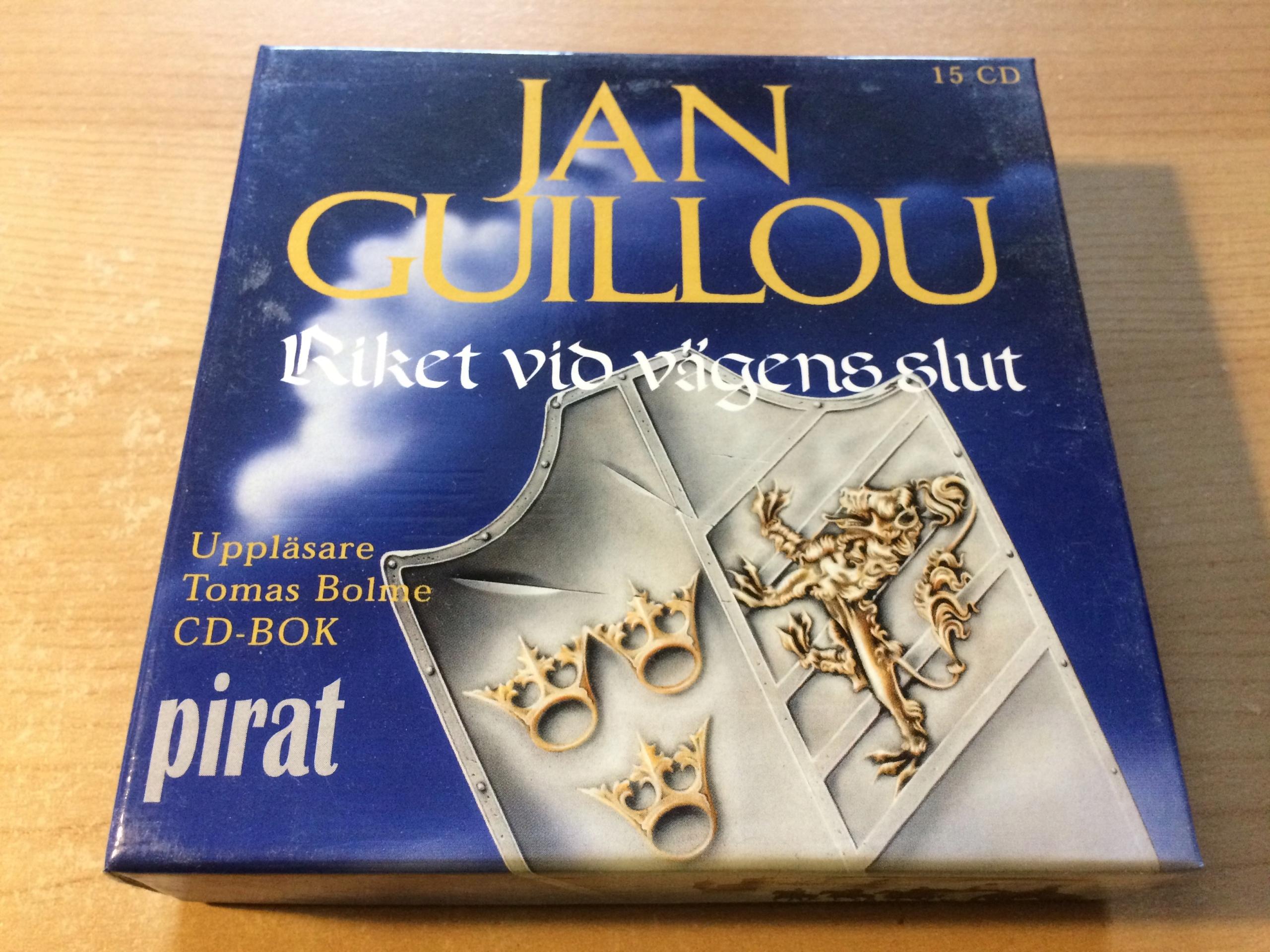 JAN GUILLOU RIKET VID VAGENS SLUT 15CD