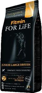 PRZECENA 63 Fitmin For Life Junior large breeds 15