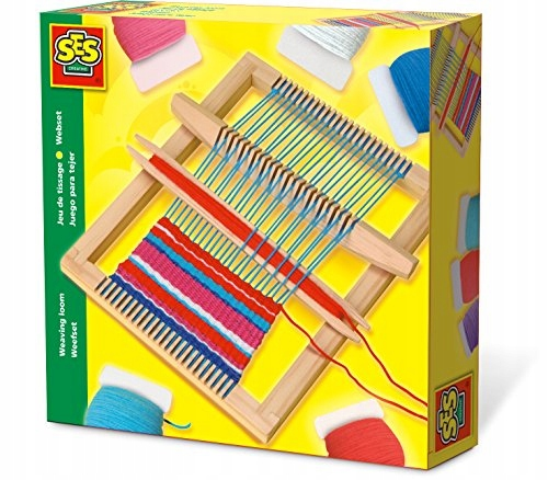 ES SES 00876 Weaving Loom