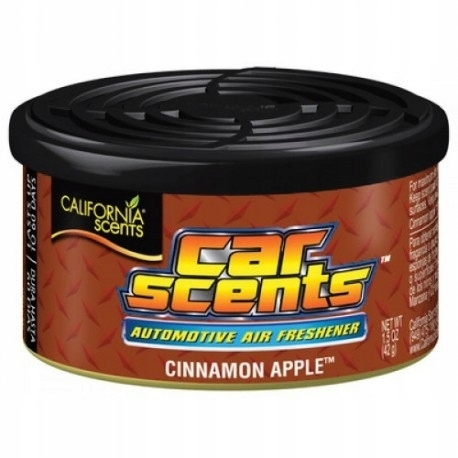 California Car Scents Zapach Z USA Cinnamon Apple