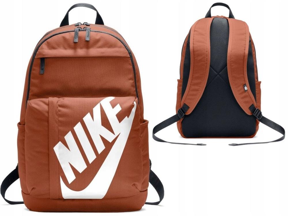 c8216ae265f76 NIKE Elemental Backpack BA5381 246 Plecak Szkolny - 7440066432 ...