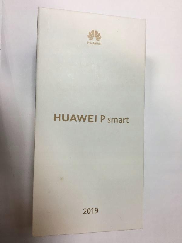 HUAWEI P SMART 2019 NIEOTWIERANY