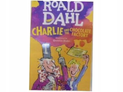 Charlie and the chocolate factory - R. Dahl 24h