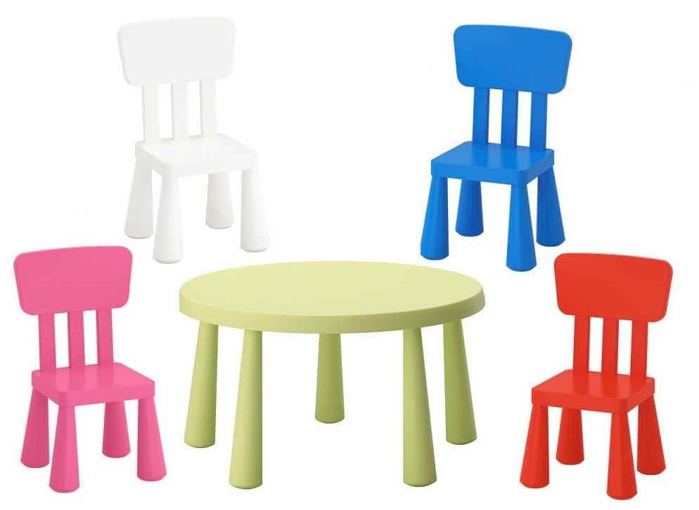 4d55993df8b2 IKEA MAMMUT stolik +2 krzesełka mamut - 7202422961 - oficjalne ...