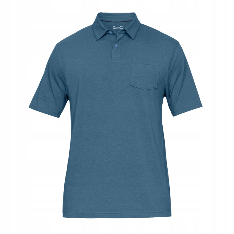 Under Armour Charged Cotton Scramble Polo 407 XL!
