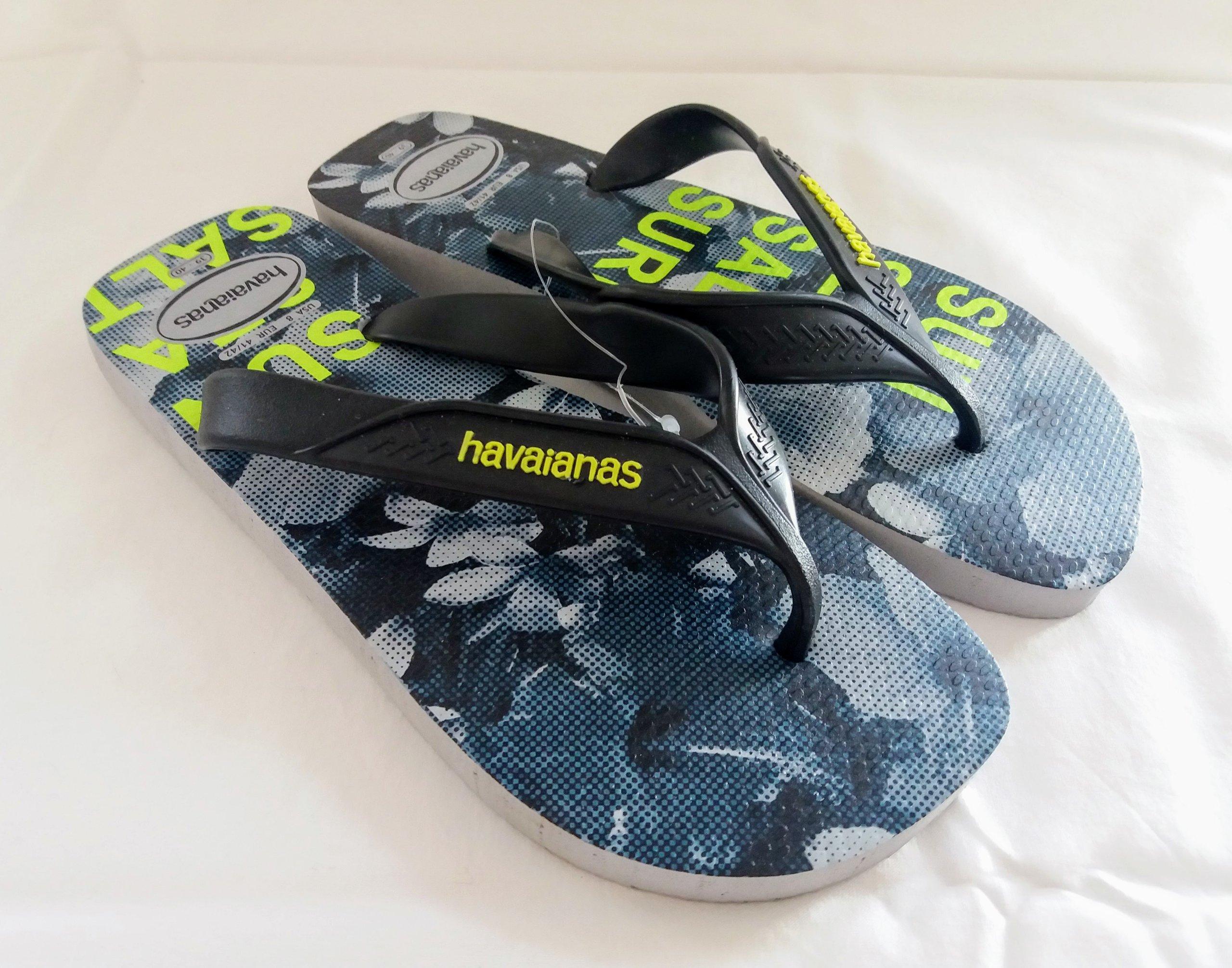 new products abcb6 3e615 HAVAIANAS SURF - prosto z Brazylii! BRA 3940 (7345864966)