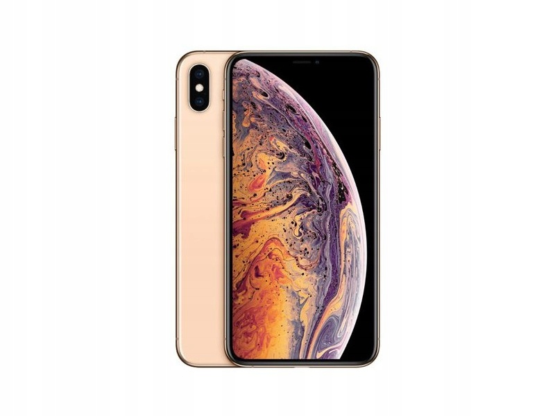 OUTLET Smartfon APPLE iPhone XS 64GB Złoty