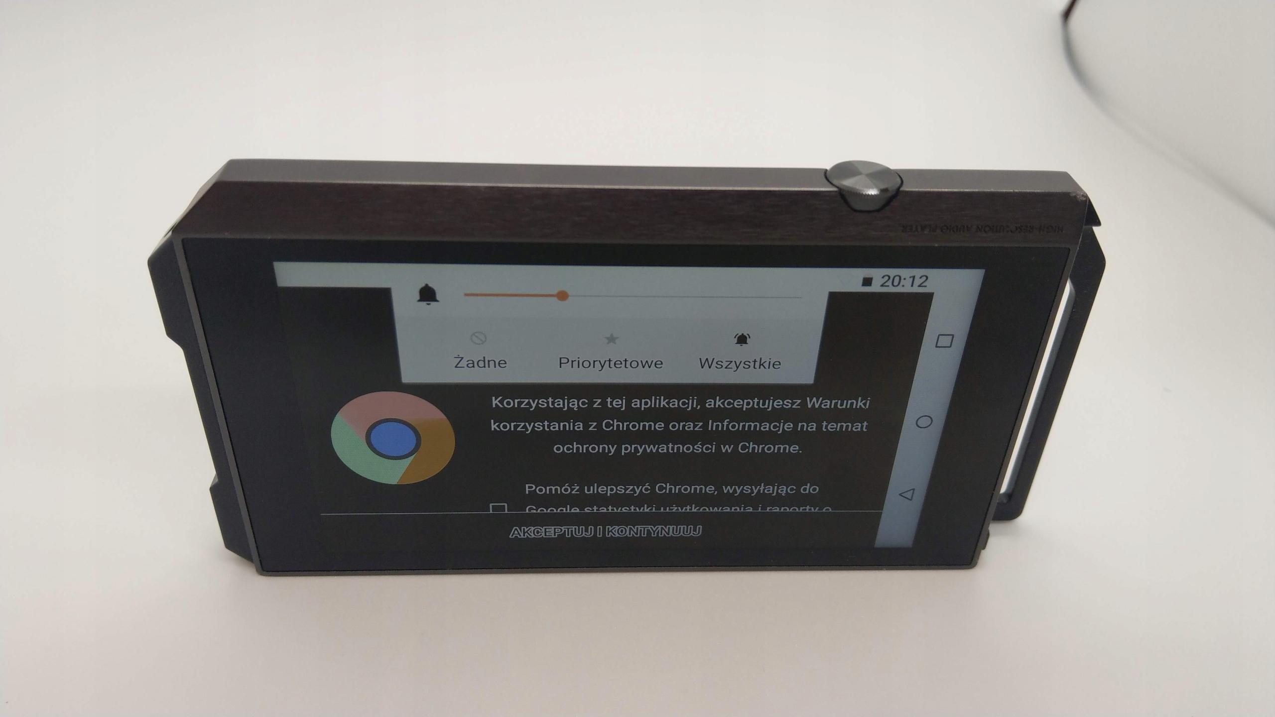 PIONEER XDP-100R 32GB * ODTWARZACZ ANDROID