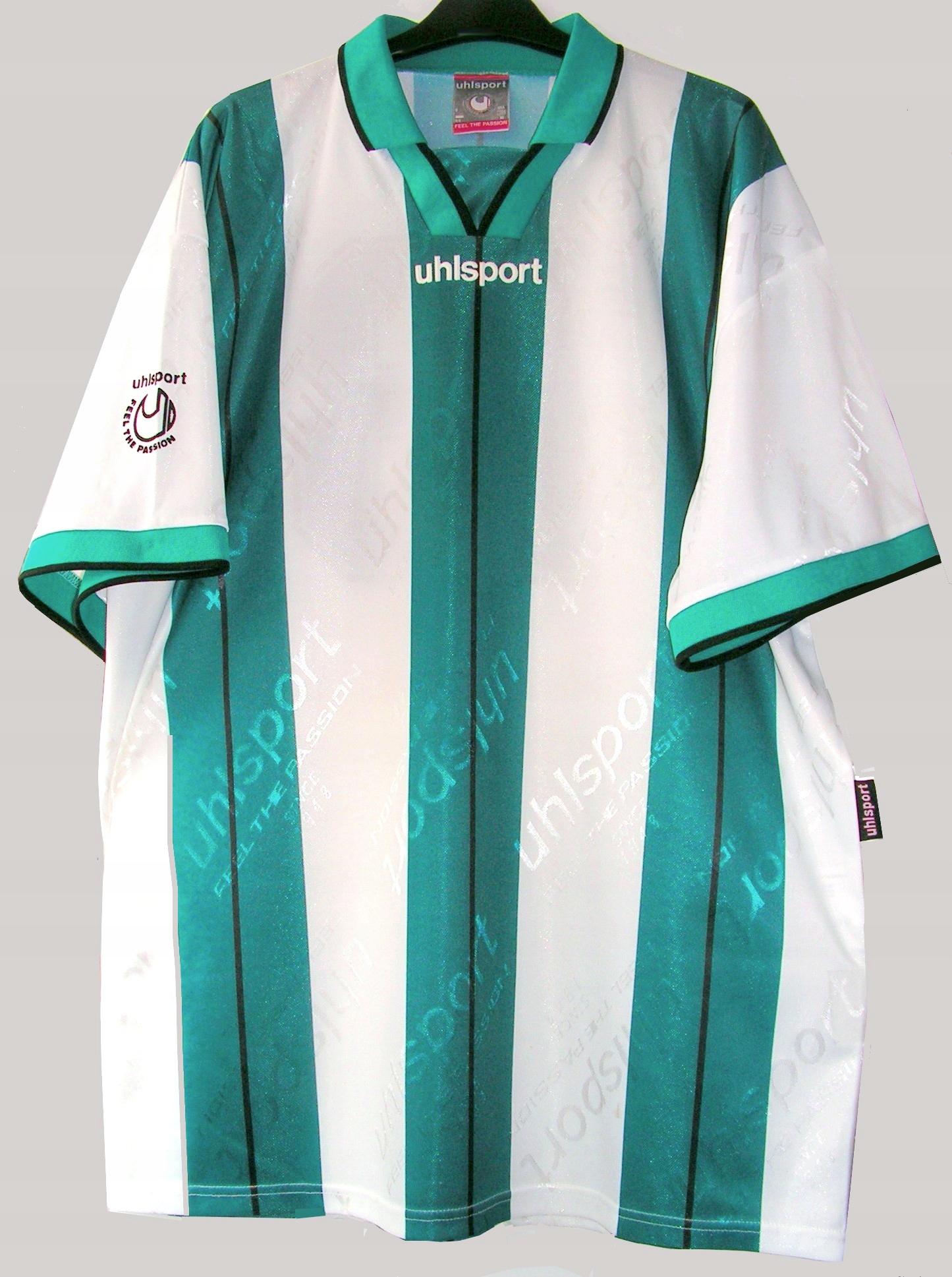 Uhlsport Koszulka sportowa r.186/192 E/XXL st.bdb