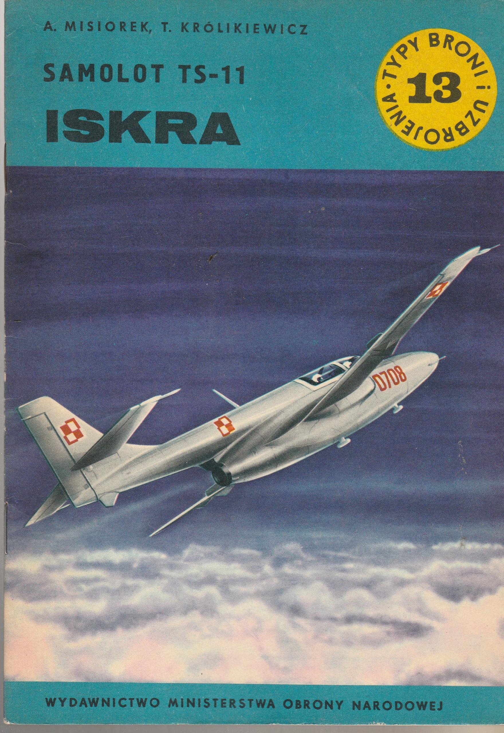 TBiU nr 13 Samolot TS-11 Iskra