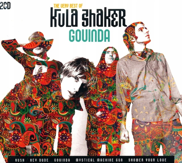 KULA SHAKER Gouinda ( The Very Best Of ) 2CD FOLIA