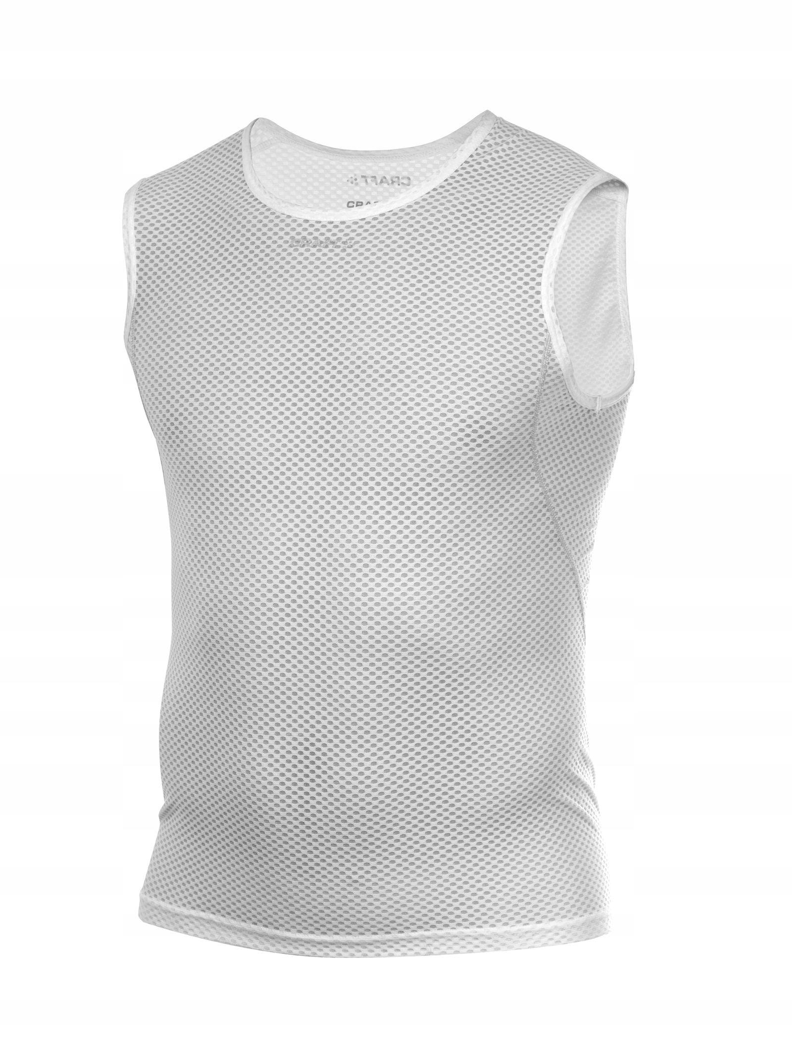 CRAFT COOL ultralekka meshowa koszulka potówka M