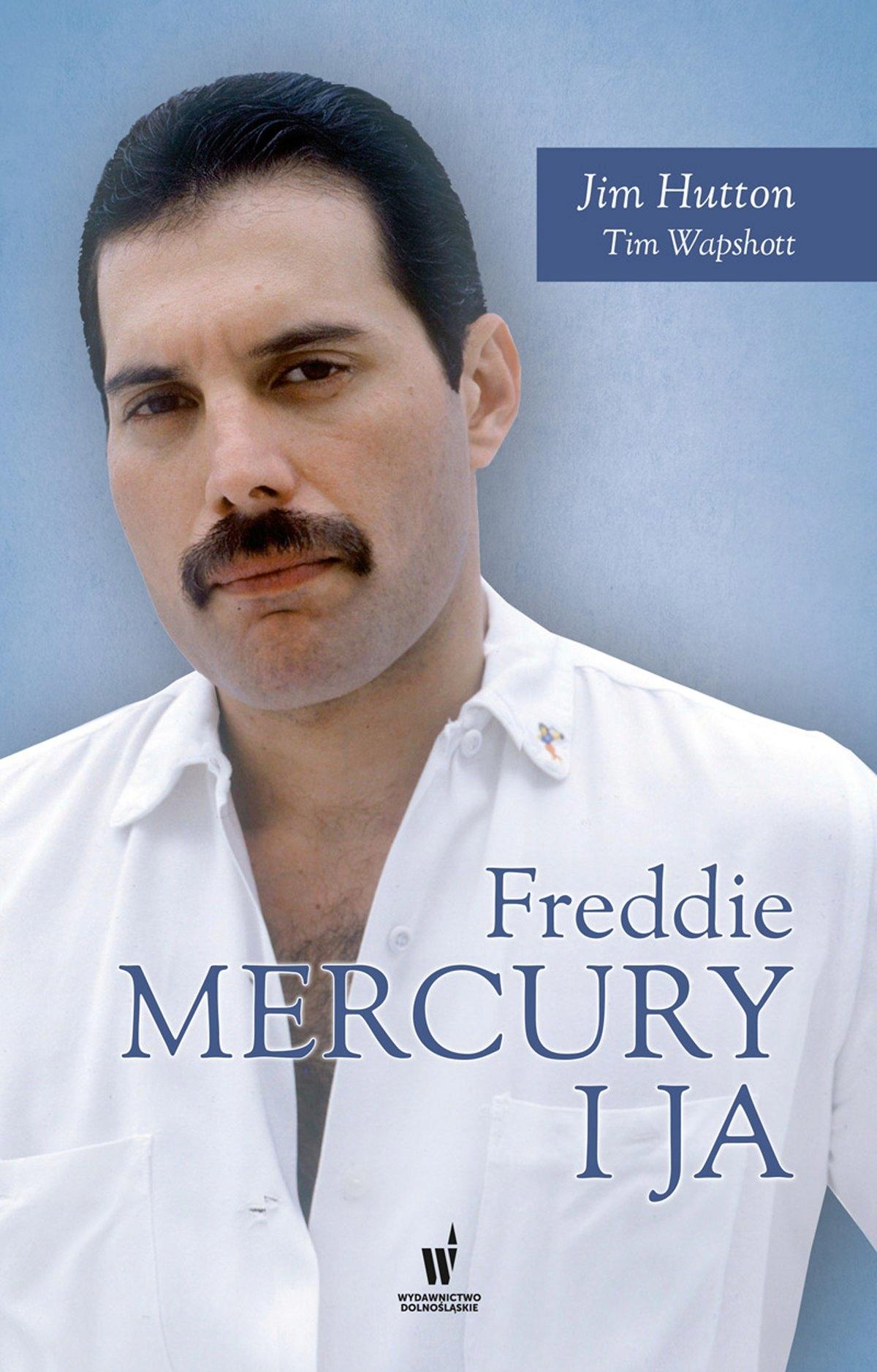 Freddie Mercury i ja Tim Wapshott