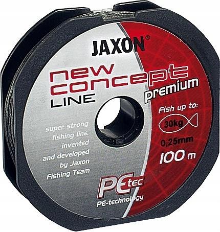 JAXON żyłka New Concept Premium 0,25 mm 250 m