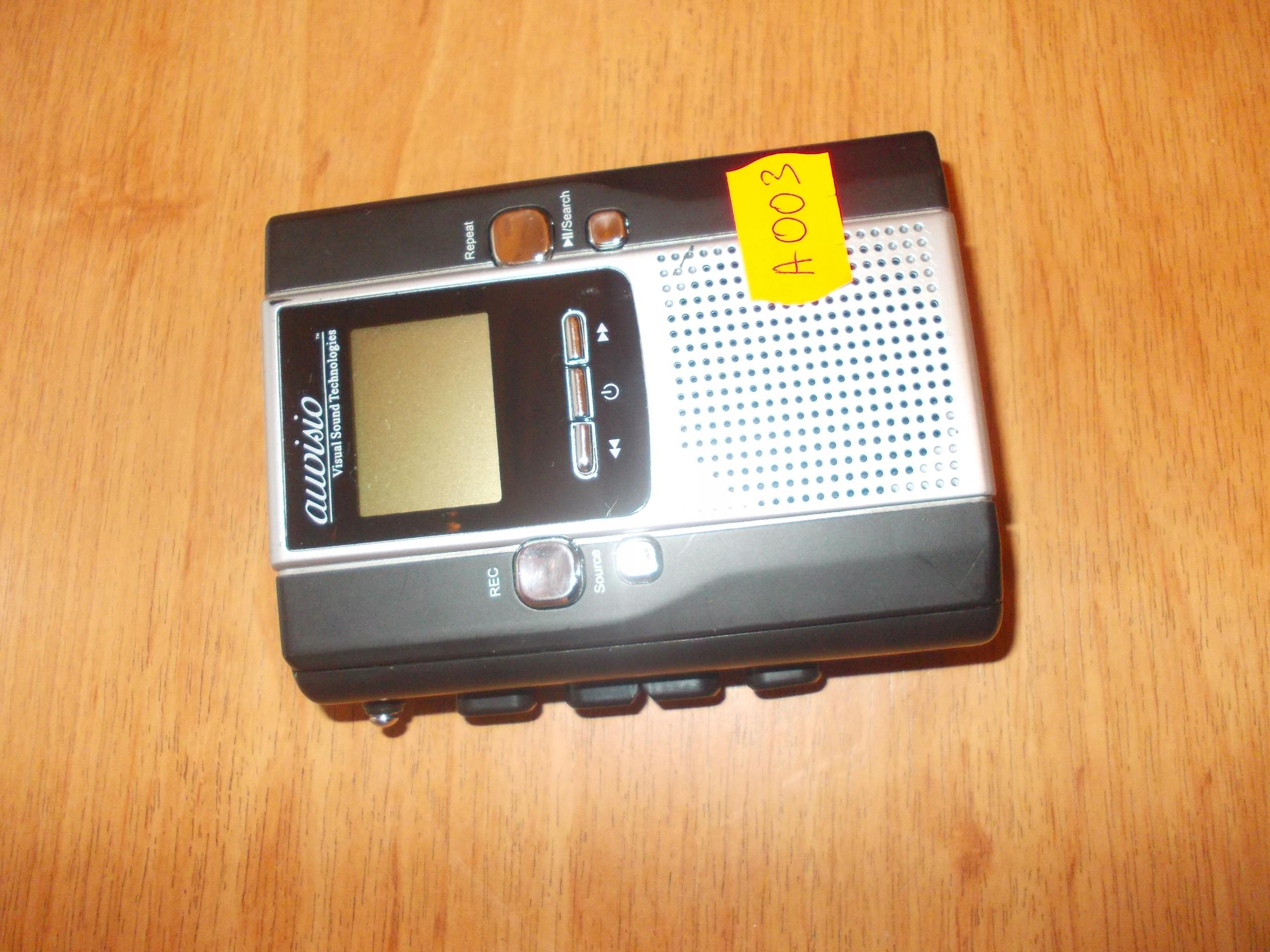 Radio walkman Auvisio model PX-1406-675 A003