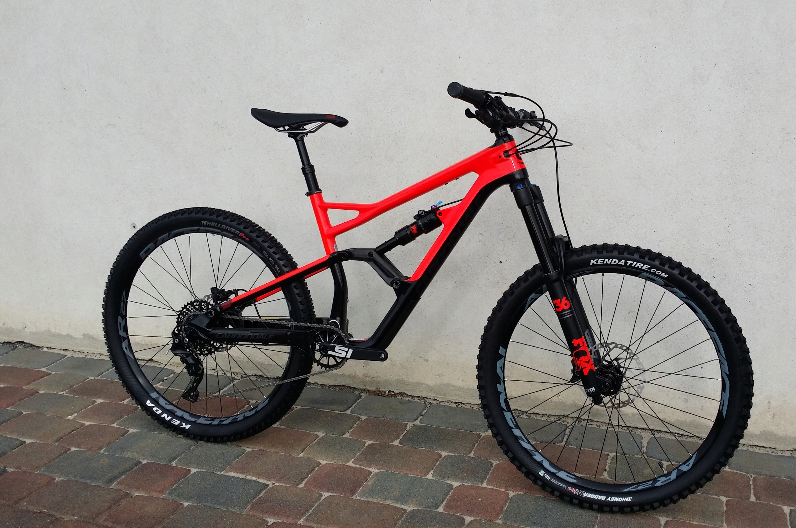 NOWY 2018 ! ENDURO Cannondale Jekyll 3 27,5 CARBON